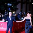 Richard Gere, venu avec son épouse Carey Lowell, a reçu le Marc'Aurelio Acting Award d'honneur au VIe festival international du film de Rome, qui a connu son épilogue vendredi 4 novembre 2011.