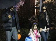Suri, princesse capricieuse, a fêté Halloween avec Katie Holmes et Connor Cruise