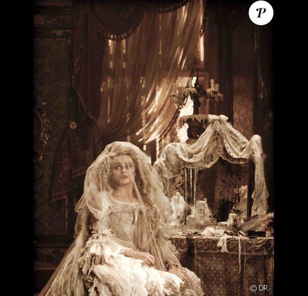 Helena Bonham Carter dans Great Expectations