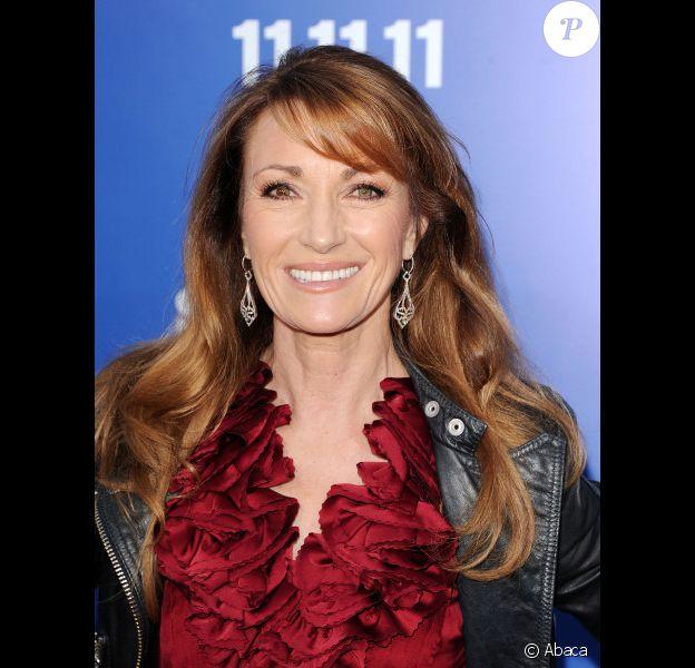 Jane Seymour en novembre 2011 à Los Angeles