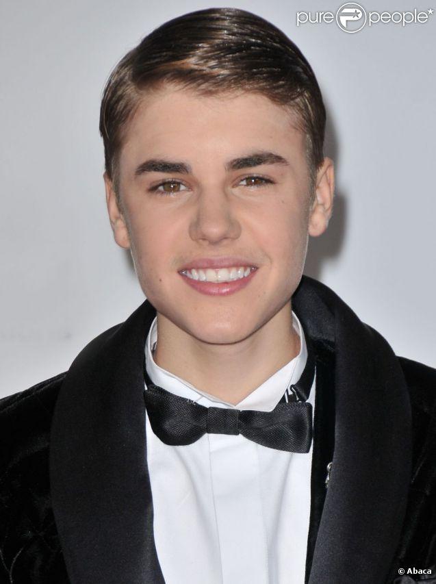 Justin Bieber - Pré- nomination aux prochains NRJ Music Awards