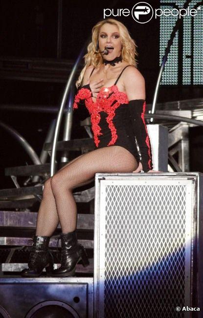 Britney Spears se produit au Estadio Unico, à Buenos Aires, le dimanche 20 novembre 2011, avec son Femme Fatale Tour.