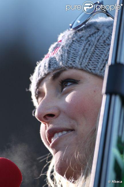 Lindsey Vonn le 26 novembre 2011 à Aspen