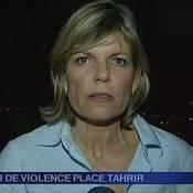 Caroline Sinz, violée en Egypte, en colère contre Reporters sans frontières