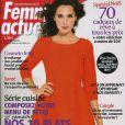 Retrouvez l'interview de Pascale Arbillot dans Femme Actuelle, 28 novembre 2011.