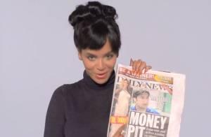 Beyoncé s'amuse de sa grossesse dans les images inédites de son clip Countdown