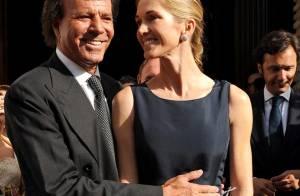 PHOTOS : Julio Iglesias : les mariages, il aime ça !