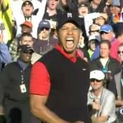 Tiger Woods retrouve le sourire après deux ans de scandales et de défaites
