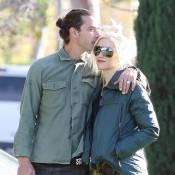 Gwen Stefani : Un dimanche familial, les petits jouent, les grands s'embrassent