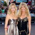 Goldie Hawn et sa fille Kate Hudson