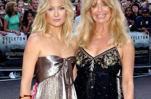 Goldie Hawn parle déjà du mariage de sa fille Kate Hudson !