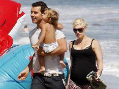 PHOTOS : Gwen Stefani fête les 2 ans de son fils à la plage !