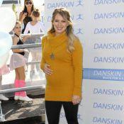 Hilary Duff : Très enceinte, la belle blonde ne se ménage pas