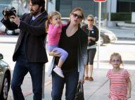 Ben Affleck se prend pour un paparazzi avec les trois femmes de sa vie