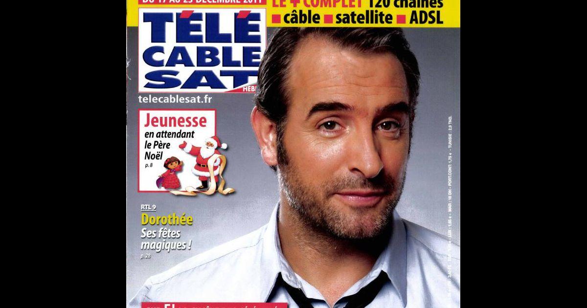 T l cable sat en kiosques le 12 d cembre 2011 purepeople - Tele cable sat ...