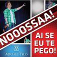 Michel Telo,  Ai Se Eu Te Pego , le tube latino du second semestre 2011 !