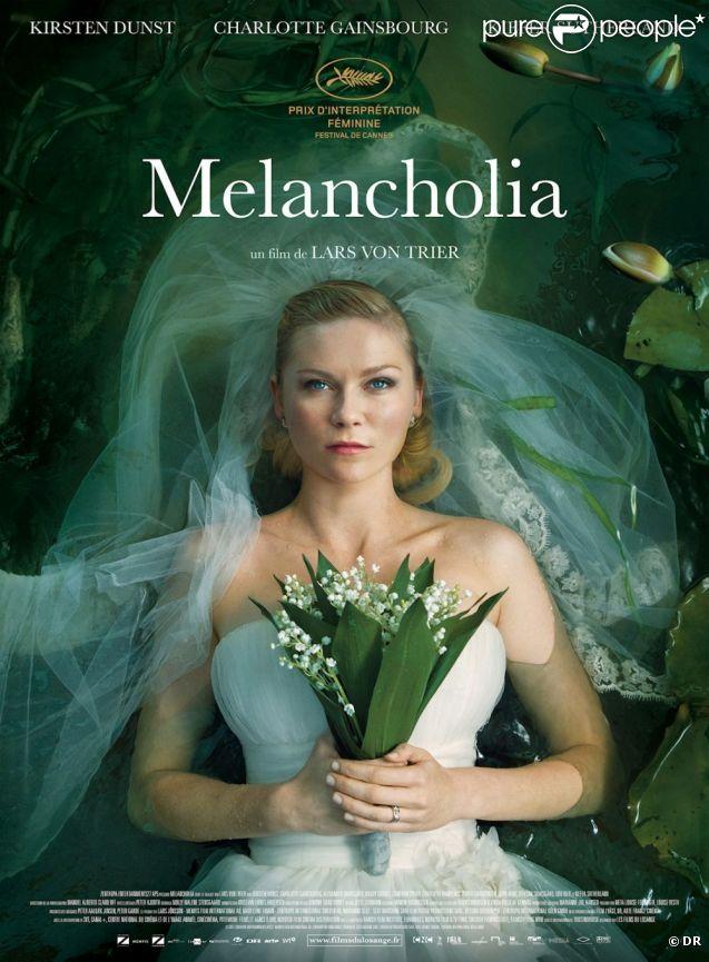 L'affiche de Melancholia.