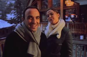 50 Minutes Inside : Nikos Aliagas, Sandrine Quétier et leurs surprises de Noël