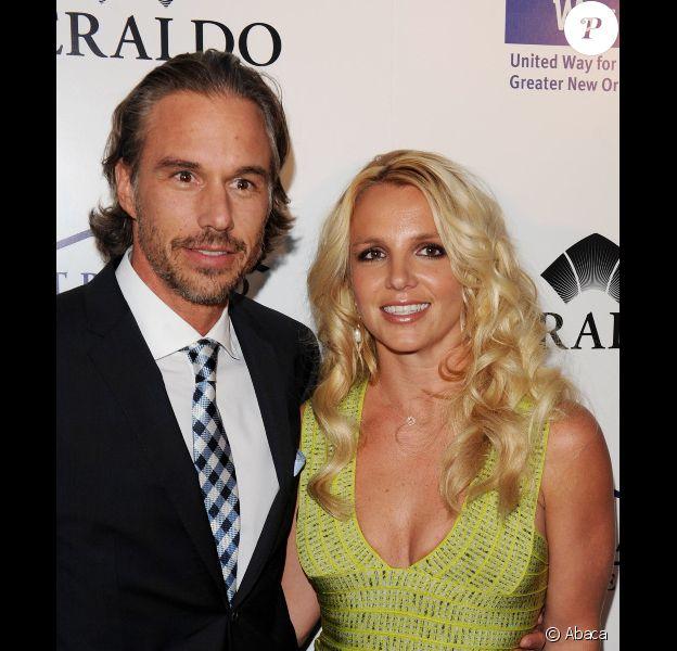 Britney Spears et Jason Trawick à Los Angeles en mai 2011