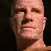 Christophe Lambert métamorphosé pour affronter Nicolas Cage et le diable