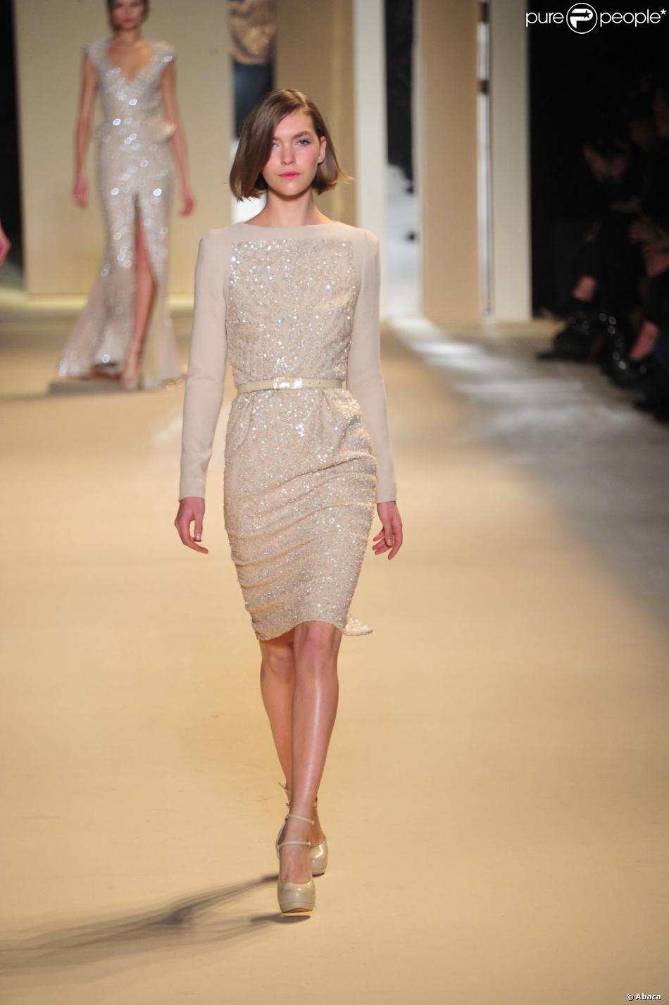 Elie saab robe soiree 2011 libanaise la mode des robes for Robes de mariage ellie saab