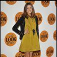 La it girl et nouvelle blogueuse mode Olivia Palermo affectionne particulièrement les chaussures Charlotte Olympia, qu'elle cite régulièrement comme sa marque préférée. Londres, le 18 février 2011.
