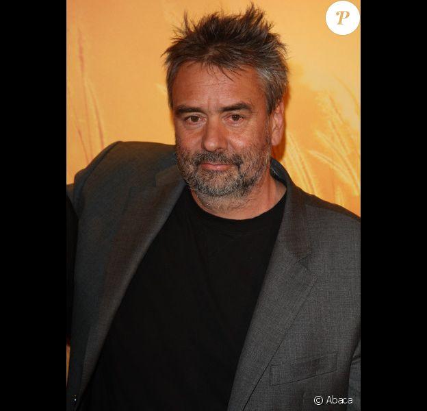 Luc Besson, le 22 novembre 2011 à Paris.