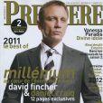 Le magazine Première des mois de décembre 2011-janvier 2012