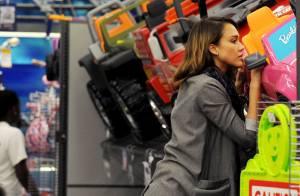 Jessica Alba : Shopping intensif, elle réserve une surprise de taille à sa fille