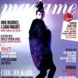 Retrouvez l'interview d'Andie MacDowell et sa fille Sarah Margaret dans Madame Figaro, 22 décembre 2011.