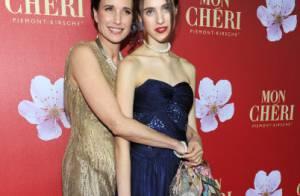 Andie MacDowell et sa fille Sarah Margaret, future star, se confient