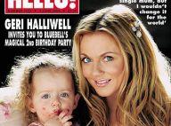 PHOTOS : Geri Halliwell fête les deux ans de sa fille en beauté!