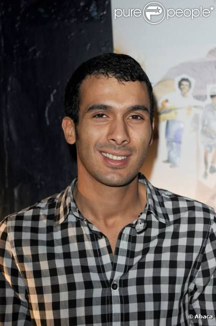 Mustapha El Atrassi, en mai 2011 à Nice.