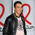 Mustapha El Atrassi, en mars 2010 à Paris.