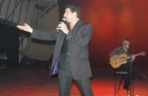 PHOTOS EXCLUSIVES : Le concert de Patrick Bruel en Israël