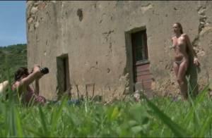 Kate Moss, concentrée pour du nu artistique, achève 2011 en beauté