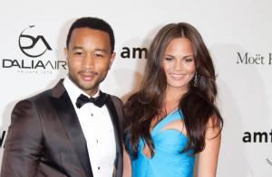 John Legend : La star du Rn'B et sa belle Chrissy se sont fiancés