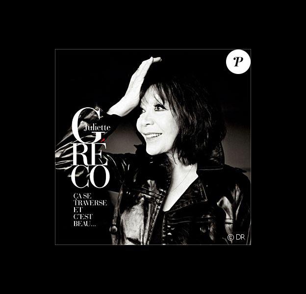 Juliette Gréco : l'album Ça se traverse et c'est beau, attendu le 23 janvier 2012.