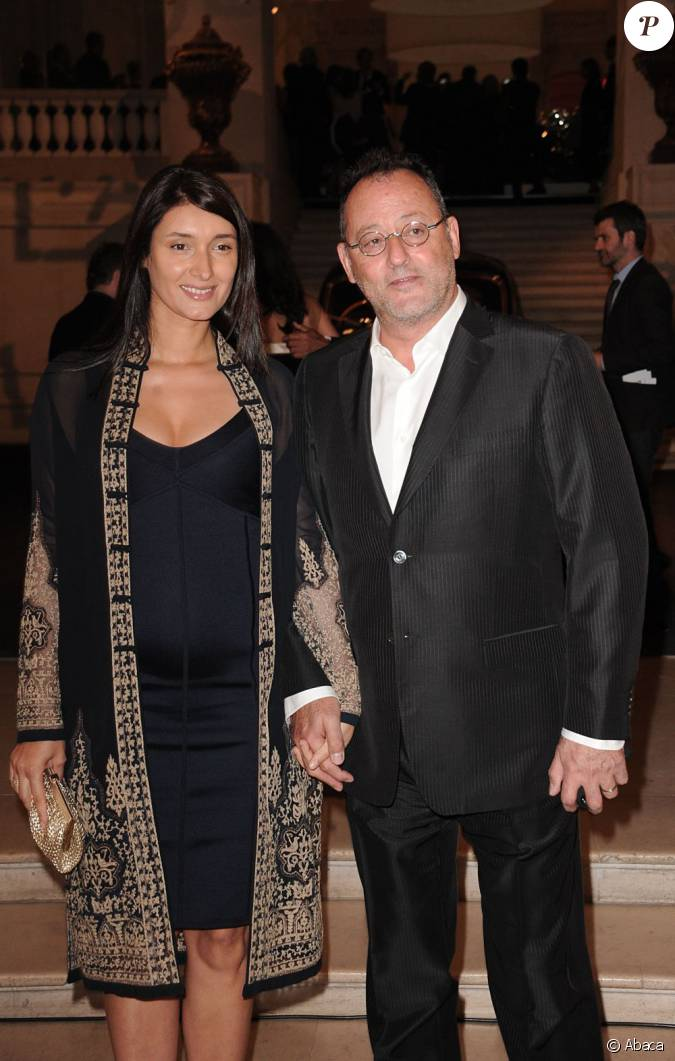 Jean reno et sa zofia heureux parents depuis septembre - Thierry beccaro emmanuelle beccaro lannes ...