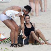 Marc Jacobs : A St-Barth, son ex Lorenzo Martone use de tous ses charmes