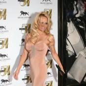 Pamela Anderson : La plus célèbre des playmates sort le grand jeu à Las Vegas