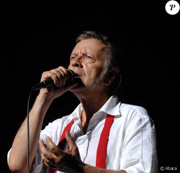 Renaud en Suisse, en 2007.