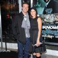 Scott Foley et sa femme Marika Dominczyk le 16 février 2011 à Los Angeles