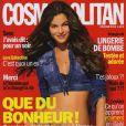 Une du magazine Cosmopolitan avec Yelena Noah