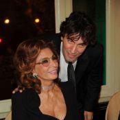 Sophia Loren : Bientôt grand-mère pour la quatrième fois !
