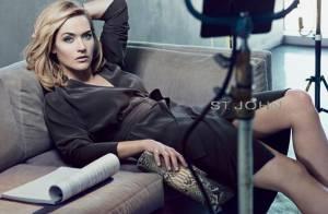 Kate Winslet, sublime égérie St John : sa beauté et son charisme font le travail