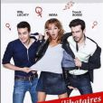 Willy Liechty, Indra et Franck Borde dans Le Clan des Célibataires
