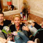 Franck Borde, Indra et Willy Liechty : Débridés dans une baignoire pour 2012