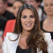 Elisa Tovati : Très enceinte, elle est rayonnante !