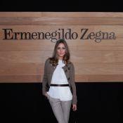 Fashion Week de Milan : Olivia Palermo et Lulu Gainsbourg au premier rang